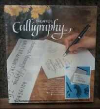 Vintage Sheaffer Calligraphy Kit #72260