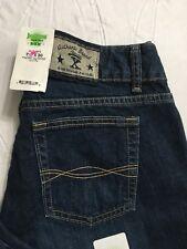 Wrangler Twenty X Jeans Size 7/8 30x30 Jackson Slim Fit Bootcut Lower Rise  NWT