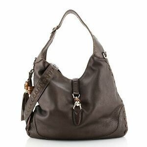 Gucci New Jackie Bag Leather Large