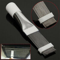 Heat Dissipating Fin Comb Cleaning A/C Condenser Coils Brush Condenser New