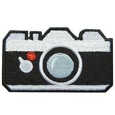 Film Camera Classic Digital Photography Take Photos Hippie Iron on Patches #E057