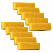 Beeswax - Filtered Organic Pure Yellow Cosmetic Grade 2 Pack (10 bars) 1oz each