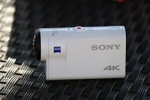 Sony FDR-X3000 Action Camcorder - White