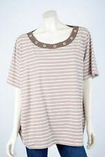 Regatta - Women's Short Sleeve Round Neck Blouse - Size XL / 16