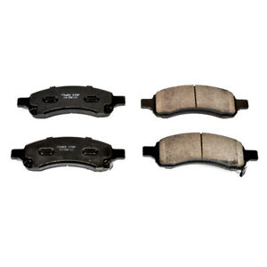 For GMC Acadia Traverse Saturn Outlook PowerStop Ceramic Front Brake Pads