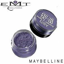 Maybelline Color Tattoo Pure Pigments Loose Eyeshadow - Potent Purple 15 - New