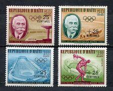 29733) HAITI 1960 MNH** Nuovi** Olympic Games Rome 4v