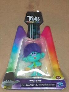 NEW DREAMWORKS TROLLS WORLD TOUR BRANCH ACTION FIGURE TOY