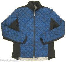 Mens Lululemon Down The Coast Sweater Jacket Oki Heathered Teacup Blue XXL