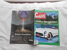 calling all CARS Magazine-DECEMBER,1996-CORVETTE SPECTACULAR !