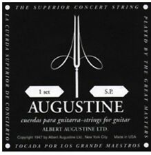 Augustine Classical Guitar String Set - Classic / Black Low Tension