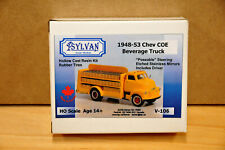HO Sylvan 1948-53 Chevy COE Beverage Truck Kit V-106