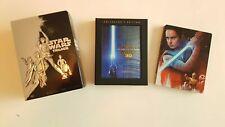 STAR WARS Blu-ray sammlung DVD 4-8