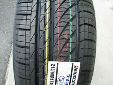 4 New 215/50R17 Bridgestone Turanza Serenity Plus Tires 2155017 R17 50R 600AA