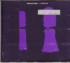 Depeche Mode-I Feel You cd maxi single digipack