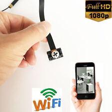 1080P Wireless WIFI spy screw HD IR Mini night vision camera small video record