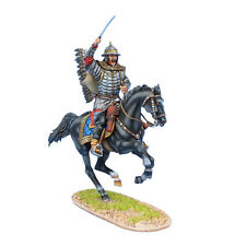 TYW009 Polish Winged Hussar Attacking with Sword by First Legion