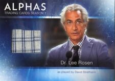 ALPHAS TRADING CARDS SEASON 1 COSTUME CARD M6 DR LEE ROSEN
