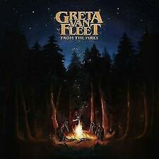 From The Fires von Greta Van Fleet - CD aus 2017- neu und ovp