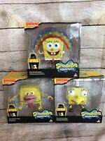 Spongebob Squarepants Masterpiece Meme Series 1 Bundle Of 3
