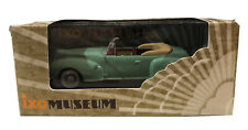IXO Museum Die Cast 1939 Lincoln Continental New Model