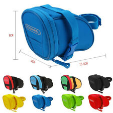 Roswheel Cycling Bike Bicycle Saddle Bag Under Seat Packs Tail Pouch Seat Packs