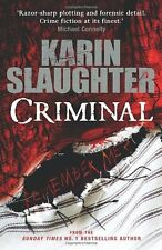 Criminal (The Will Trent Series),Karin Slaughter- 9781780890913