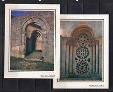 Postales Monumentos El Romanico de Guadalajara DQ-629)