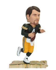 BRETT FAVRE Green Bay Packers NFL All-Time 100 Team GOLD Bobblehead #/100 NIB!