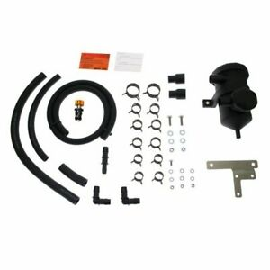 Direction Plus ProVent Oil Separator Catch Can Kit for Nissan Patrol GU ZD30 3.0