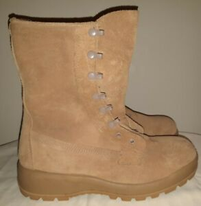 Belleville ICWR Men's Hard Toe Assault Boot Coyote Size 9 R FREE SHIPPING