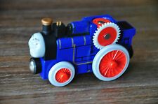 THOMAS TANK TRAIN SET Wooden Railway Engine Tractor - FERGUS - Excellent