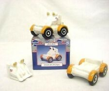 Lunar Rover with Astronauts  Pepper Shaker Set Moon Buggy