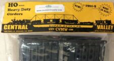 CENTRAL VALLEY 1901-5 HO Heavy Duty Punched Window Bridge Girders MODELRRSUPPLY