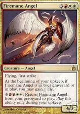 MTG 4X ** FIREMANE ANGEL FOIL ** X4 Magic Ravnica