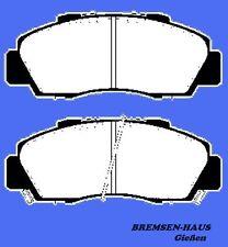 Bremsbeläge vorne Honda NSX (NA) Coupe & Cabrio alle
