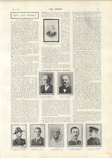 1900 German Opera Singers Christian Endeavour Movement Sheldon Meyer