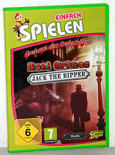 PC-Spiel Real Crimes - JACK THE RIPPER