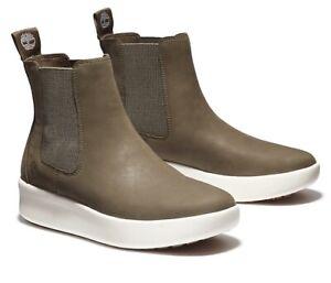 Timberland Berlin Park Chelsea Women's Sneakers Boots Shoes UK 7 EU 40