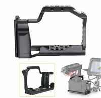 Camera Cage Kit Quick Release Plate Hand Grip for Canon EOS-M50 & EOS M5