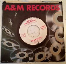 Richie Havens 45 We All Wanna Boogie  PROMO  EX