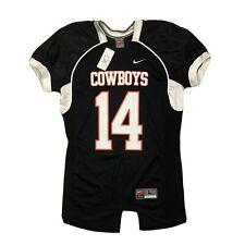 Nike Oklahoma State Cowboys Football Jersey Mens Large Game Cut Sample NWT