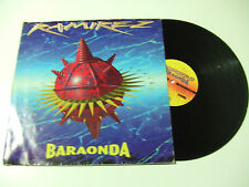 "Ramirez – Baraonda - Disco Mix 12"" 45 Giri Vinile ITALIA 1995 Techno Trance"