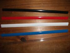 More details for 10,15,20,25,30 x a4 slide binders/spine bars - 5mm - black,red,blue,white,clear