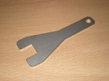 Precision Stainless steel spanner -  Shibuya DX Plunger Button locknut