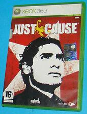 Just Cause - Microsoft XBOX 360 - PAL