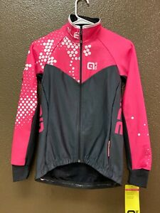 Alé Cycling Ultra Winter Jacket - Pink/Black - Women's Small