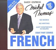 Michel Thomas French  Eight Part Course -  Disc 6 - Newspaper Promo
