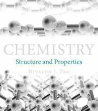 Chemistry : Structure and Properties by Nivaldo J. Tro (2014, Hardcover, 1st Ed…