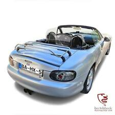 Edelstahl Heckträger-Gepäckträger für diverse Roadster und Cabrio (B-Ware)